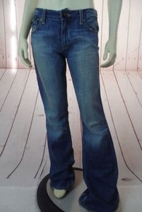 Chip and Pepper Jeans Blazing Saddle Style Well Worn Soft Denim Hippie Pants