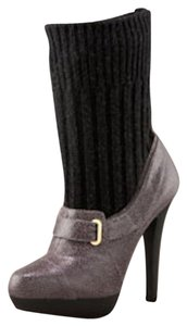 Stella McCartney Winter Fall Sock Gray Boots