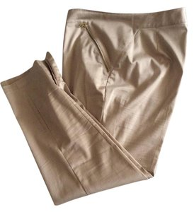 Ted Baker Capri/Cropped Pants Beige