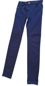 H&M Skinny Pants Dark blue