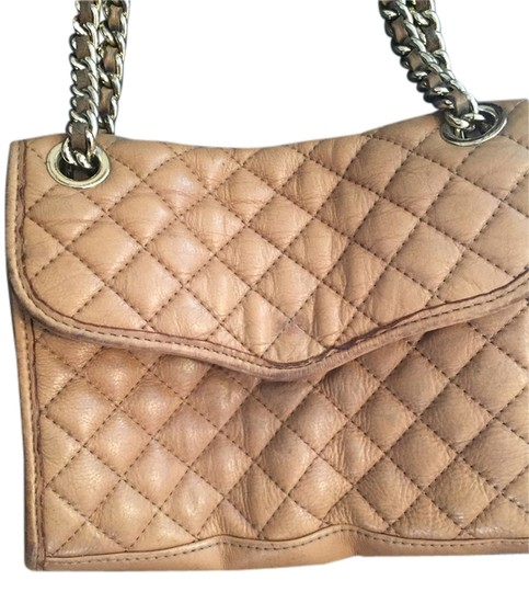 Preload https://item3.tradesy.com/images/rebecca-minkoff-quilted-night-out-cross-body-bag-tan-13678792-0-1.jpg?width=440&height=440