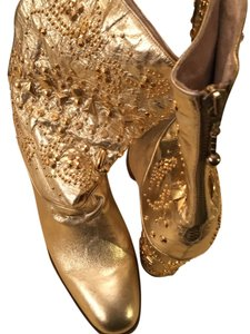 Other Gold Boots