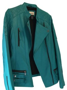 Neiman Marcus Classic Motorcycle Stunning Color Updated Style Motorcycle Jacket