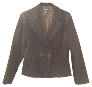 Moda International chocolate brown Blazer