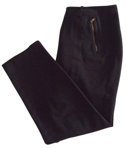 Lauren by Ralph Lauren Straight Pants Black