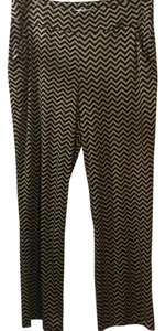 John Paul Richard Straight Pants black/tan