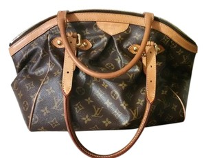Louis Vuitton Tivoli Gm Large Totes Satchel