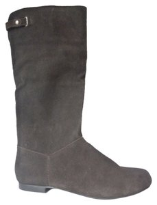 Style & Co Suede Brown Suede Boots