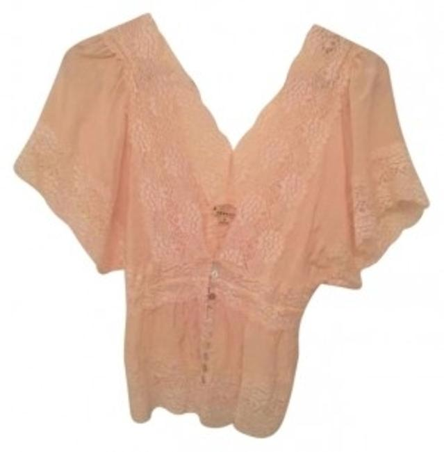 Preload https://img-static.tradesy.com/item/136813/forever-21-cream-lace-satin-button-down-top-size-4-s-0-0-650-650.jpg