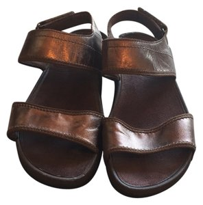 FitFlop Brown, bronze Sandals