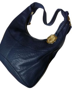 Vince Camuto Bublam Pamela New Blue Dark Blue Vc Shoulder Bag