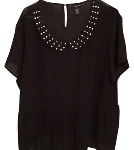 Torrid Top Black