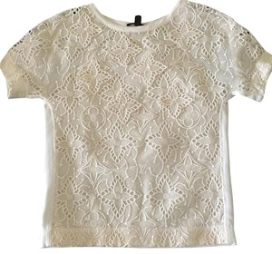 Louis Vuitton Top White
