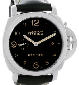 Panerai Panerai Luminor Marina 1950 44mm Mens Watch PAM359 PAM00359 Box Papers