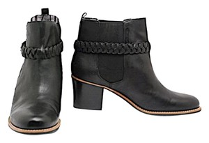 Sperry Top Sider Ankle Boot Black Boots