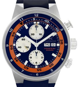 IWC IWC Aquatimer Cousteau Divers Limited Edition Watch IW378101