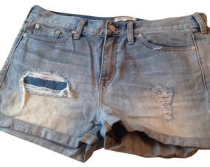 Madewell Cut Off Shorts