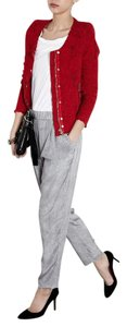 IRO Dvf Rag & Bone Isabel Marant Red Jacket