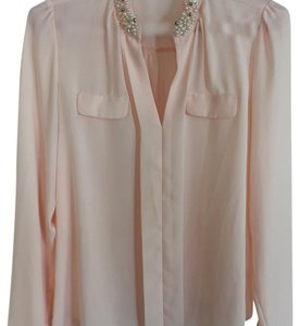 Candie's Top Light Pink
