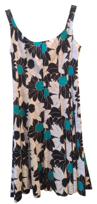 Nine West short dress Floral Fit And Flare 1950s on Tradesy