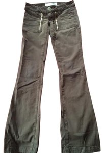 Guess Boot Cut Jeans-Coated