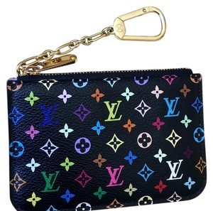 Louis Vuitton Multicolor Key Cles