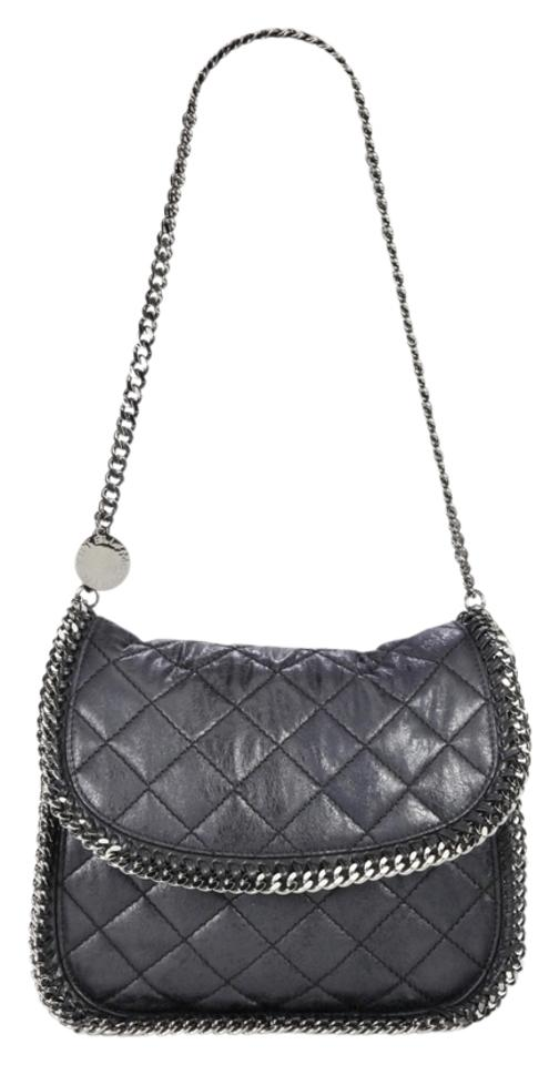 Stella McCartney Falabella Quilted Black Shoulder Bag - Tradesy : stella mccartney quilted bag - Adamdwight.com
