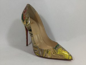 Christian Louboutin Pigalle Follies Multicolor Pumps