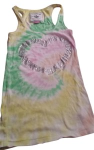 Victoria's Secret Comfortable Summer Top Tie dye