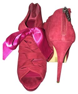bebe Fuschia Pumps