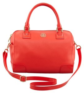 Tory Burch Satchel in RED