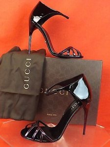 Gucci Classics Black PURPLE, BLACK Pumps