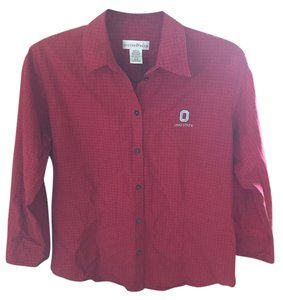 Cutter & Buck And Golf Longsleeve Ohio State