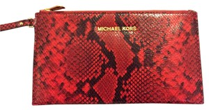MICHAEL Michael Kors Red Clutch