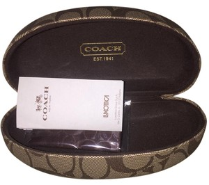 Coach Coach Signature Sunglasses Case