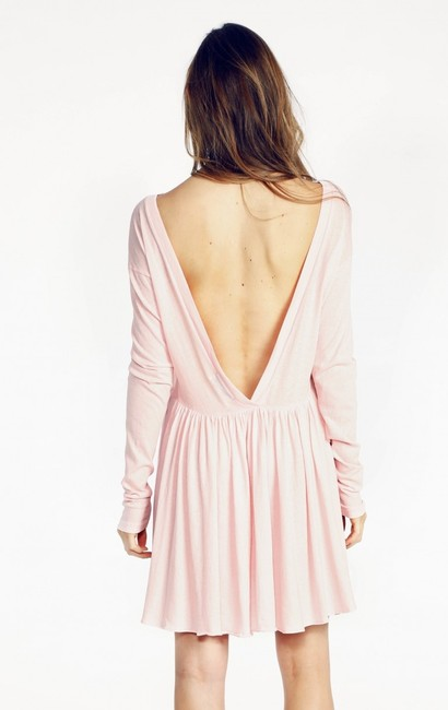 Wildfox short dress Pink on Tradesy
