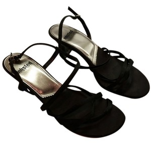 Unlisted by Kenneth Cole Black Sandals