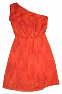 Michael Kors short dress Orange on Tradesy