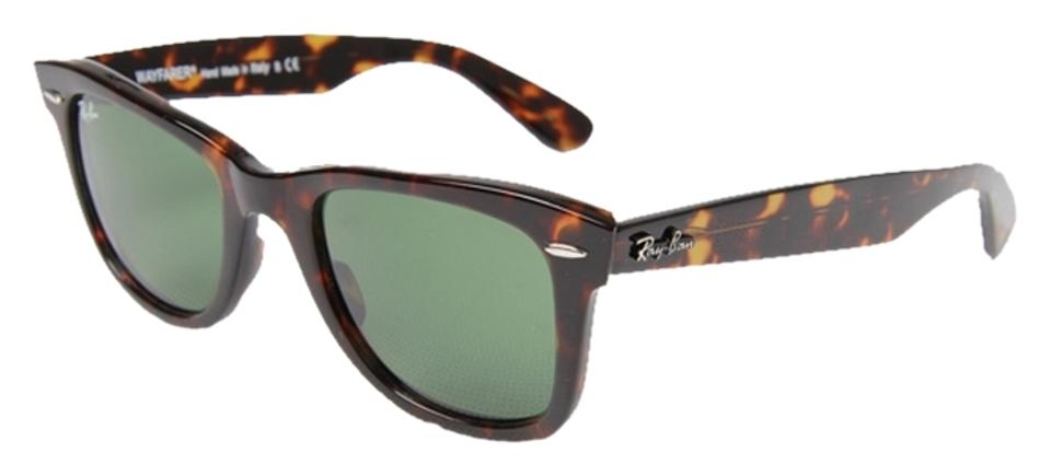 ca4c2c97df Ray-Ban Ray Ban Original Wayfarer Classic RB2140 902 50-22 Sunglasses  Tortoise With ...