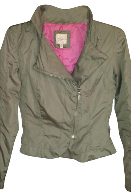 Candie's Taupe-pink lined Jacket