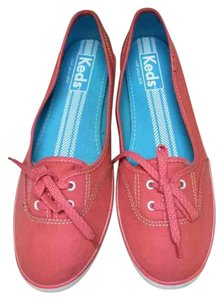 Keds Coral Pink Athletic