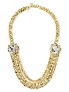 Banana Republic Banana Republic Chain Reaction Glamour Necklace P Sold Out