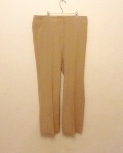 Talbots Relaxed Pants Tan