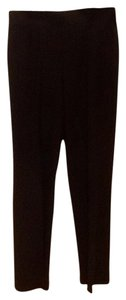 Talbots Relaxed Pants Dark Brown