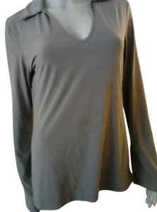 New York & Company Brown Top