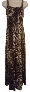 Animal print Maxi Dress by Fresh of LA