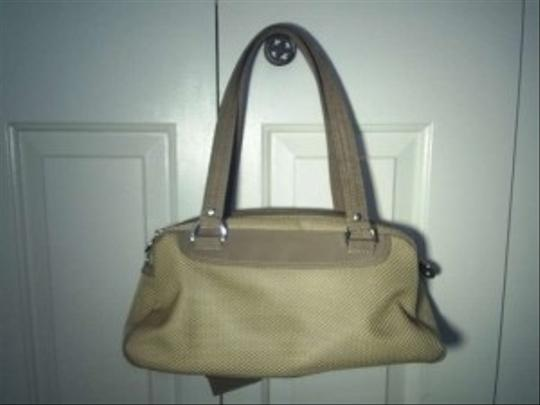 The Sak Tote in Tan