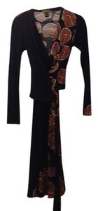 ISSA London short dress Faux Wrap. 100% Silk Tie Front Side Or Back. Signed In Fabric on Tradesy