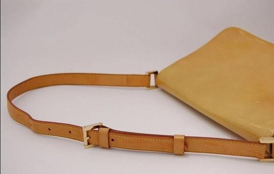 Louis Vuitton Vernis Patent Leather Vintage Shoulder Bag