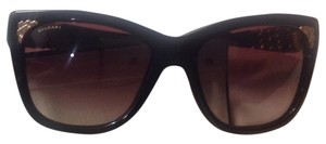 BVLGARI New Bvlgari Serpentine Black Sunglasses